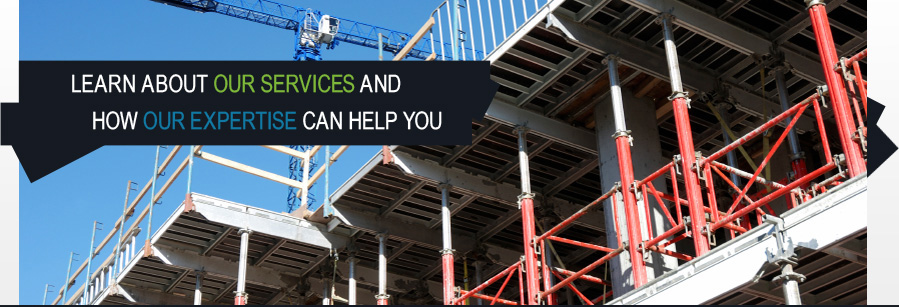 banner image - services - scaffolding